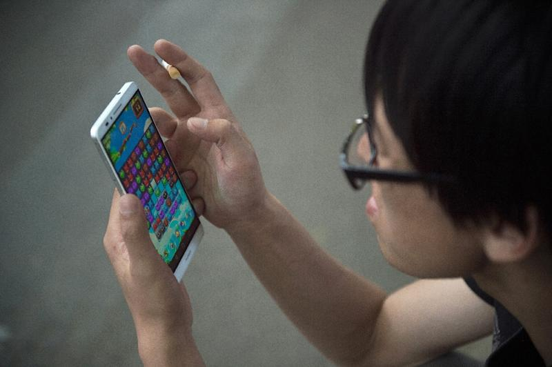 Chinese Makers Lead Smartphone Growth