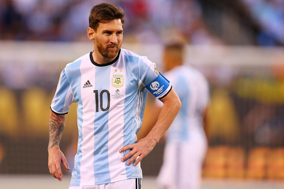 The one thing missing from Lionel Messi's resume is a World Cup title. But does he really need one to cement his status? (Getty)