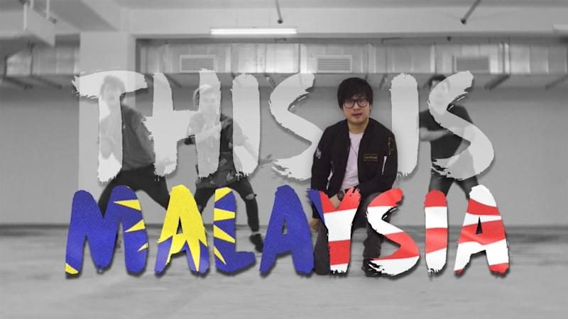 'This Is Malaysia' is another JinnyboyTV production which has struck a chord with Malaysians. — Picture via Twitter/@Jinnyboy