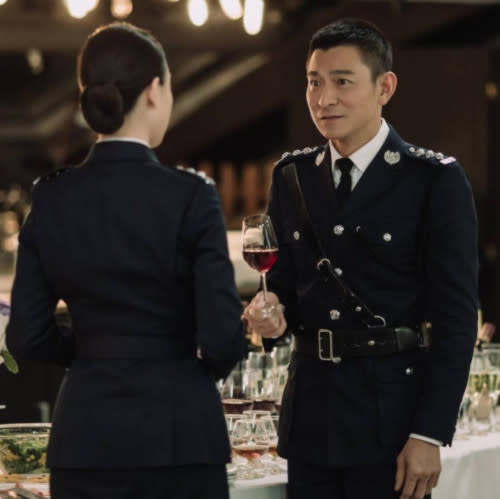 Andy Lau to also star in 'Shock Wave 3'