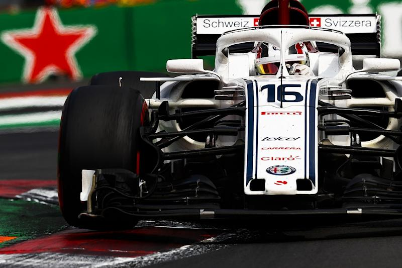 Leclerc: Sauber became a different team this year