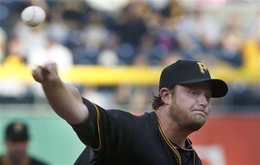 Pirates' Cole wins 4th straight to start career