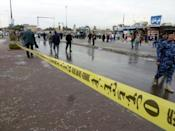 IS claims deadly Baghdad mall attack