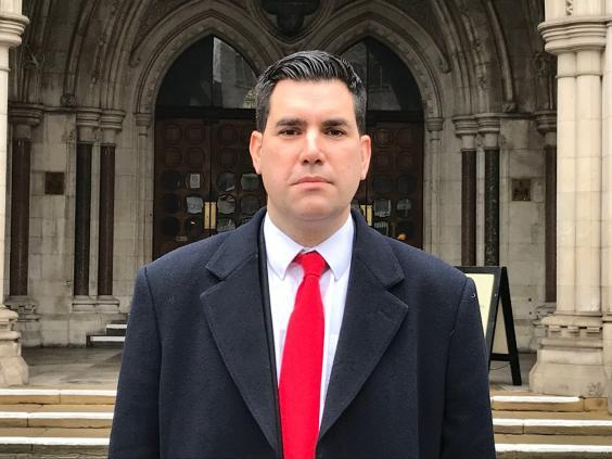 Shadow justice secretary Richard Burgon (PA)