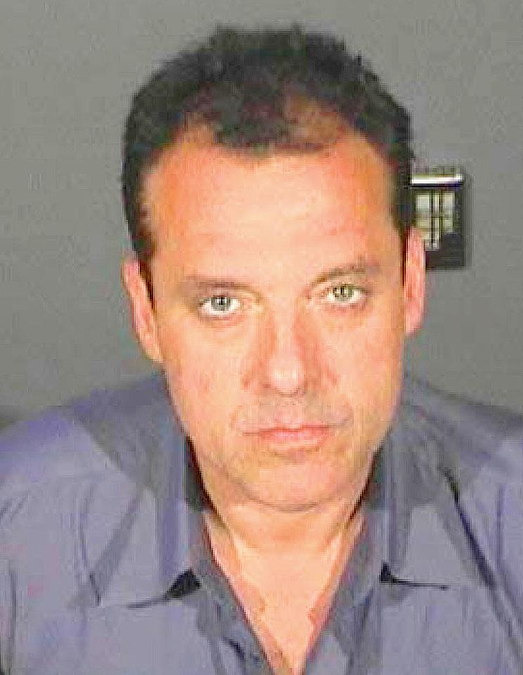 "Actor Tom Sizemore was arrested on May 8, 2007 for violating his probation from previous drug charges. <a href=""http://www.splashnewsonline.com"" target=""new"">Splash News</a> - June 6, 2007"
