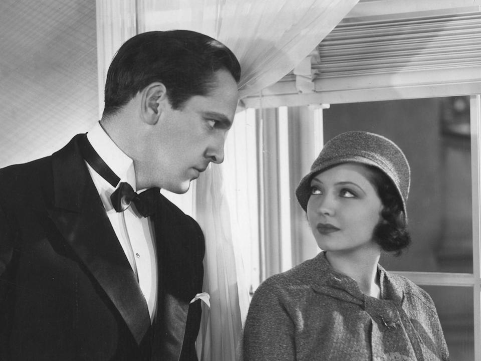 Marital drama: Fredric March and Sylvia Sidney in Dorothy Arzner's 'Merrily We Go to Hell' (Paramount/Kobal/Shutterstock)