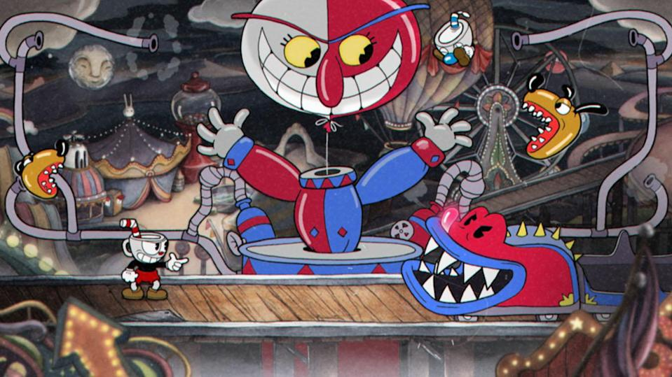 'Cuphead' is a love letter to classic cartoons and the intense boss battles that are now largely a part of gaming's past.