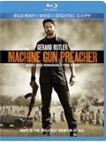 Machine Gun Preacher Box Art
