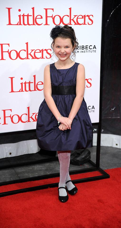 "<a href=""http://movies.yahoo.com/movie/contributor/1809790950"">Daisy Tahan</a> at the New York City premiere of <a href=""http://movies.yahoo.com/movie/1810110296/info"">Little Fockers</a> on December 15, 2010."