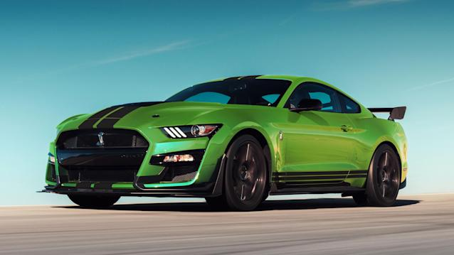 New colors for 2020 Mustang lineup