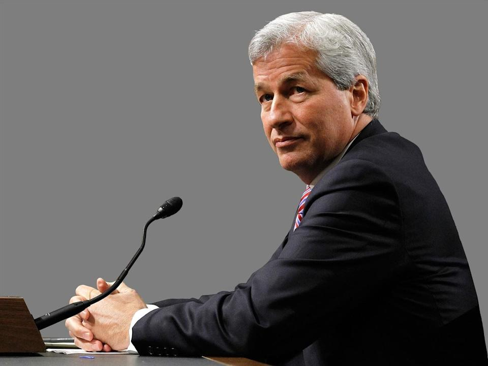 Jamie Dimon, JPMorgan Chase Chairman and CEO