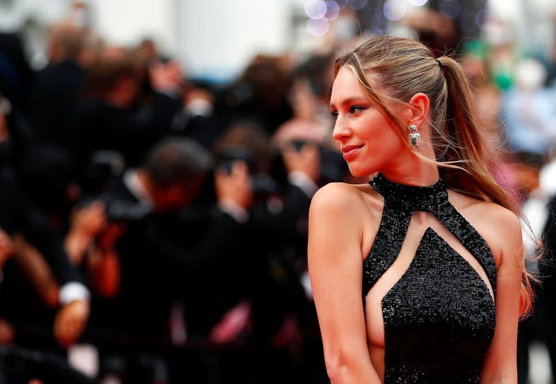 """FILE PHOTO: The 74th Cannes Film Festival - Screening of the film """"The French Dispatch"""" in competition - Red Carpet Arrivals"""