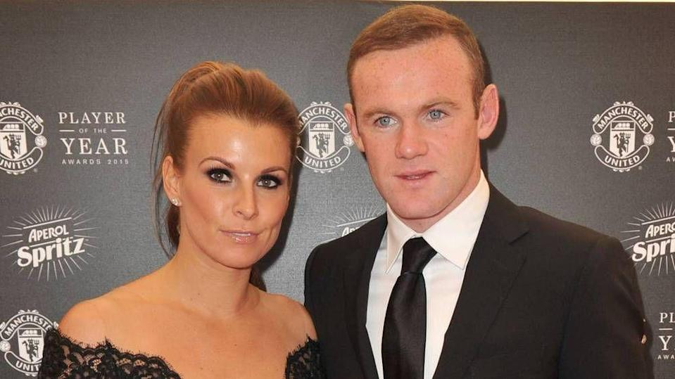 Wayne and Coleen Rooney are said to be renewing their wedding vows next summer. Copyright [Rex].