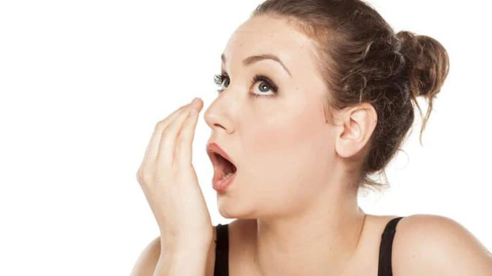 #HealthBytes: Worried about bad breath? Neutralize it with these remedies