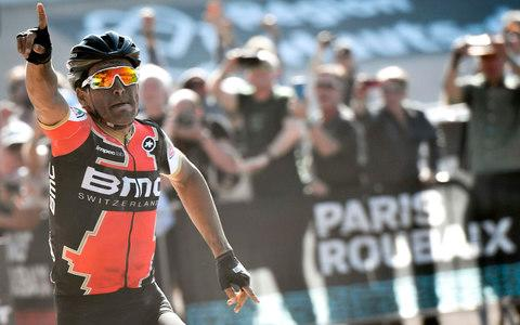 Greg Van Avermaet - Credit: Getty Images