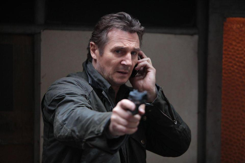 <p>He has a very particular set of skills. You should hope he doesn't have to use them on you. If he does, you probably won't live to tell anyone about it. Liam Neeson kills it—literally <em>and</em> figuratively—as a man willing to go to any lengths to save his daughter from human trafficking. With a limited amount of time before he loses her for good, Mills makes his way through Europe using his smarts and brute force to eliminate anyone standing between him and the rescue of his kid.</p>