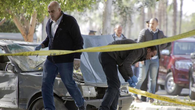 A new militant group have claimed an attack in Cairo which killed six police.