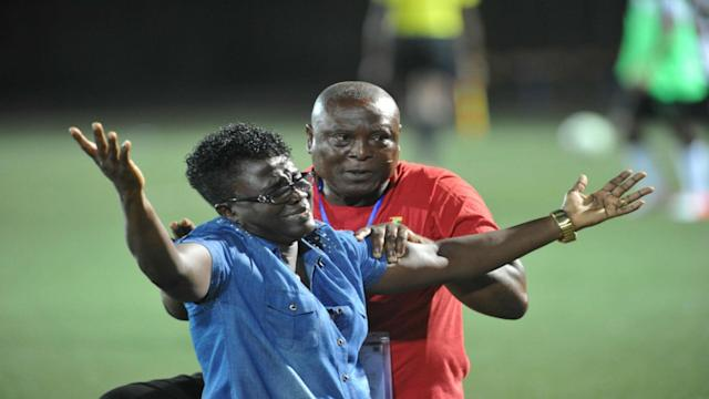 Mercy Tagoe's team failed to see off the Malians in regulation time but were triumphant in the penalty shoot-out