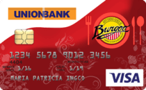 Best Co-Branded Credit Cards Philippines - Unionbank Burgoo Credit Card