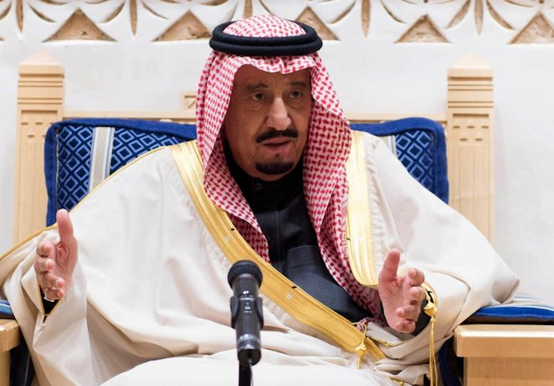 King Salman has ordered economic reforms to diversify sources of income and reduce high dependence on oil (AFP Photo/)