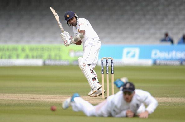 England v Sri Lanka: 1st Investec Test - Day Five