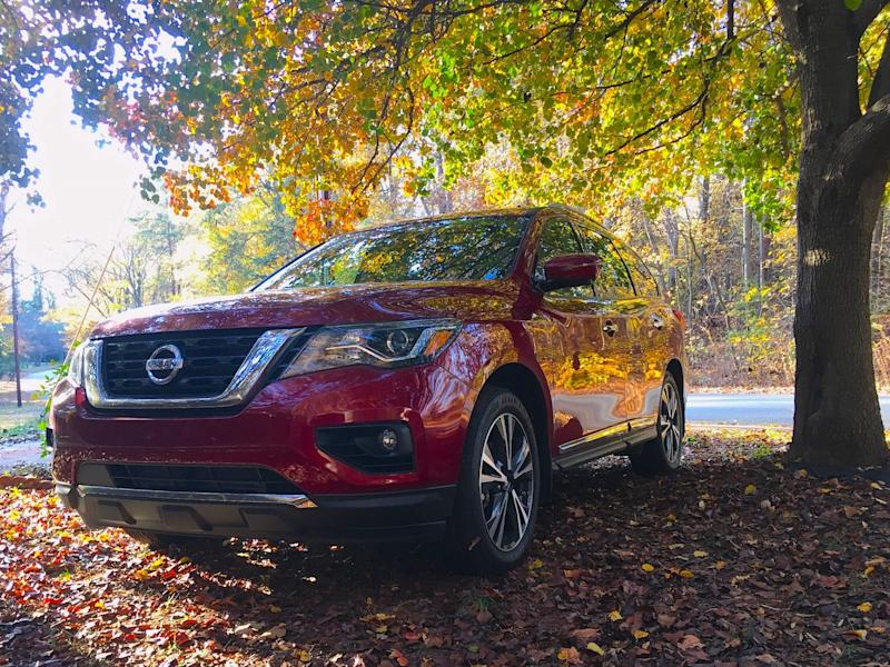 Best Suv For The Money >> The 48 000 Nissan Pathfinder Is One Of The Best Family Suvs Money