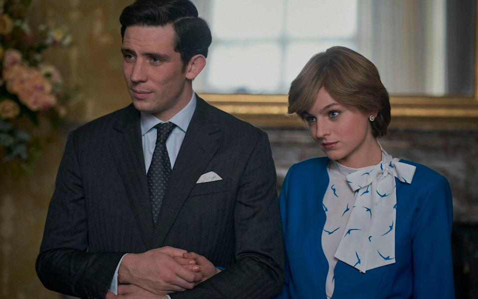 Cultures Secretary expected to write to Netflix to request a reference at the start of episodes making clear the drama is fictionalised - Netflix