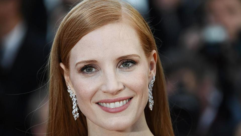 Jessica Chastain - Credit: AFP via Getty Images