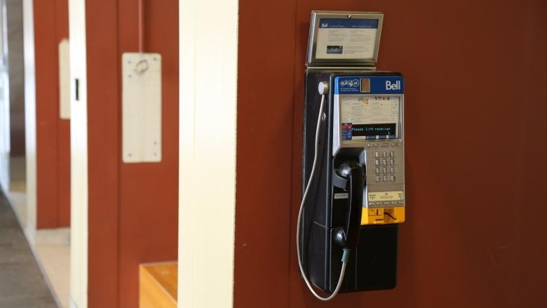 Dozens of payphones removed from UWindsor campus
