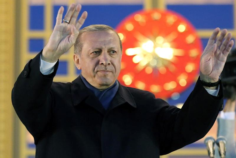 The Qatar crisis has put Turkey in a delicate position (AFP Photo/ADEM ALTAN)