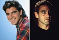 <p>Clooney's two-year stint as a handyman for Mrs. Edna and the girls on the long-running mid-'80s TV series meant that he was probably a wizard when it came to fixing leaks in the Batcave in 1997's <i>Batman and Robin</i>.<i> (Photo: Everett)</i></p>