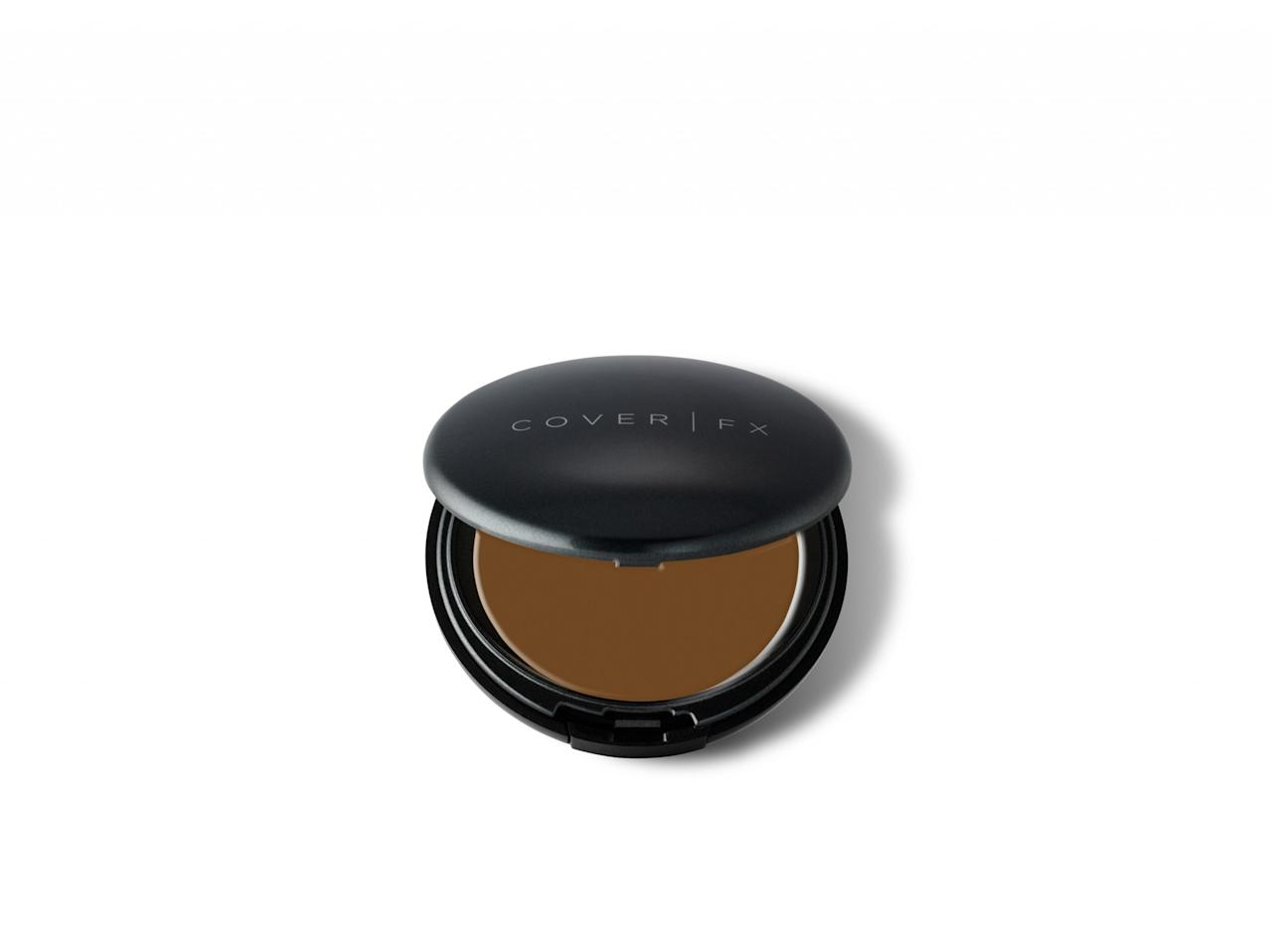 """<p>Our skin tends to get drier as we go further into the colder months, so it is a wise decision to go for a foundation that is a little heavier in texture. This cream-based pick perfectly evens out complexions with a whopping, wait for it … 40 shades to choose from! Once you find a hue you love, you will be equally enthused and impressed at how well the formula also balance out your undertones. The end result is pure radiance that you will be obsessed with. $42, <a rel=""""nofollow"""" href=""""http://www.coverfx.com/total-cover-cream-foundation.html"""">CoverFX.com</a>. </p>"""