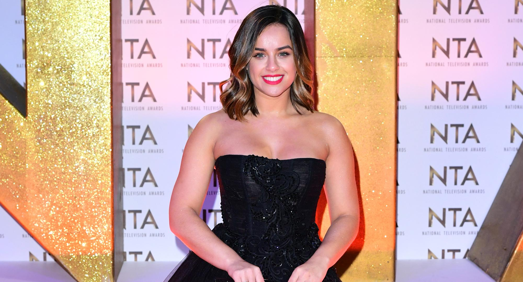 Photo of Former 'Corrie' star Georgia May Foote qualifies as nail technician for work between acting jobs