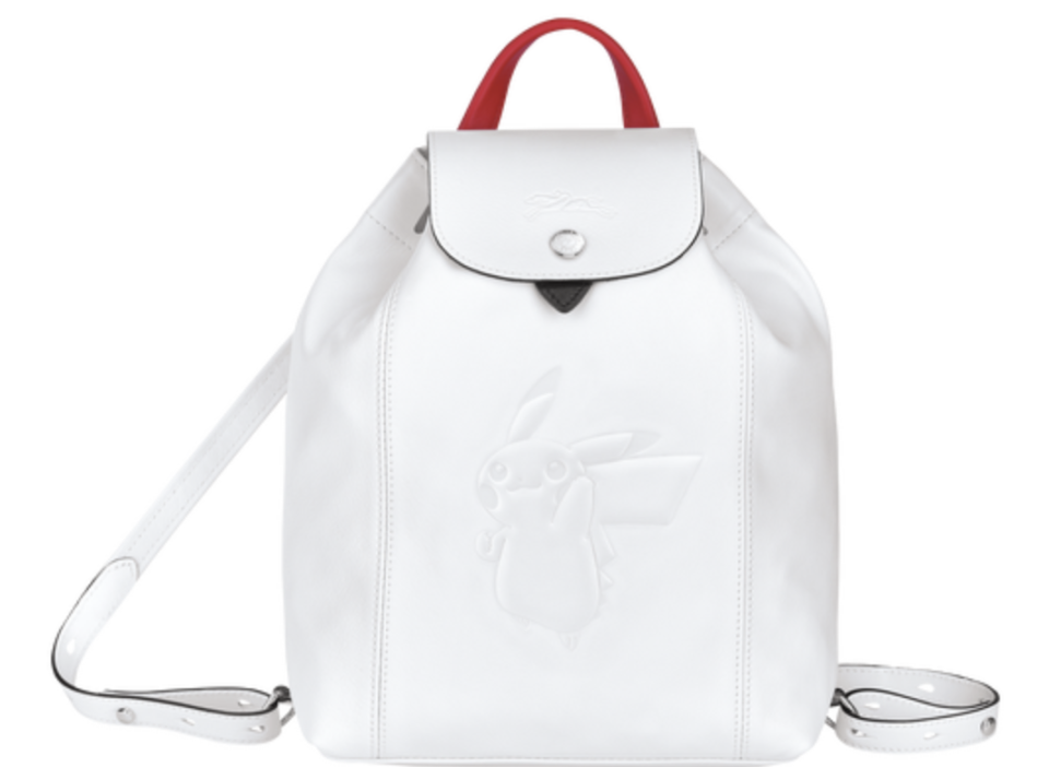 Longchamp X Pokemon backpack