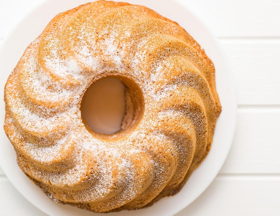Make All the Bundt Cakes of Your Dreams with This Boxed Cake Mix Trick