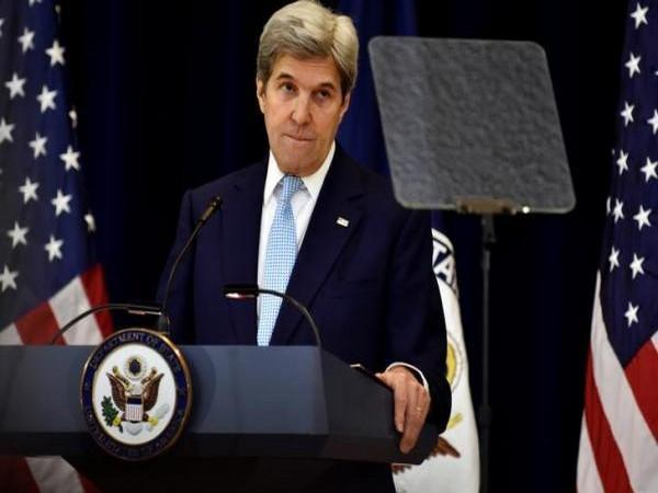 US Climate Envoy John Kerry (File photo)