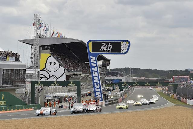 Le Mans reveals expanded 62-car entry list