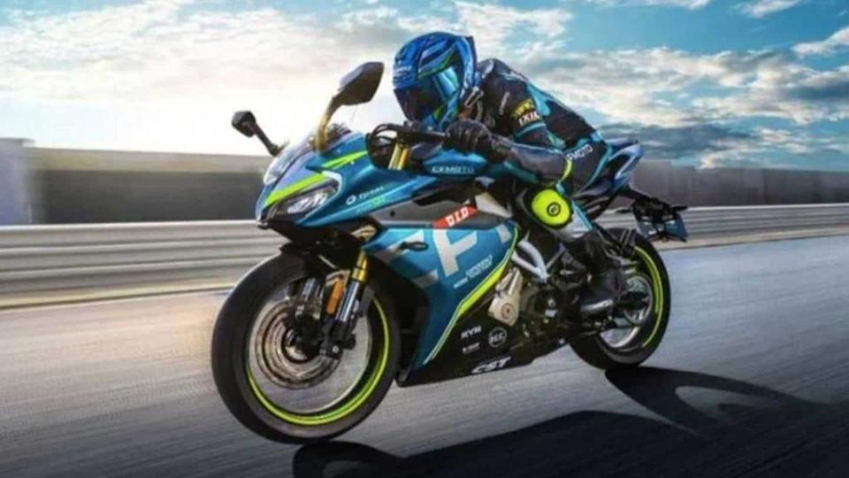 CFMoto reveals Racing Edition of its 250SR fully-faired bike
