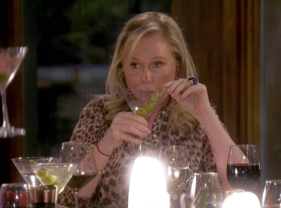 Kathy Hilton, The Real Housewives of Beverly Hills, RHOBH