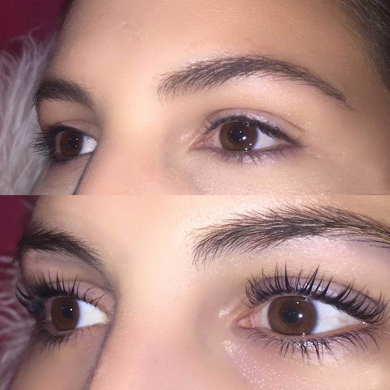 How To Get Long Natural Looking Eyelashes