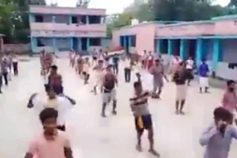 Covidancing? Inmates at Bihar Quarantine Center Groove to 'Sandese Aate Hai'