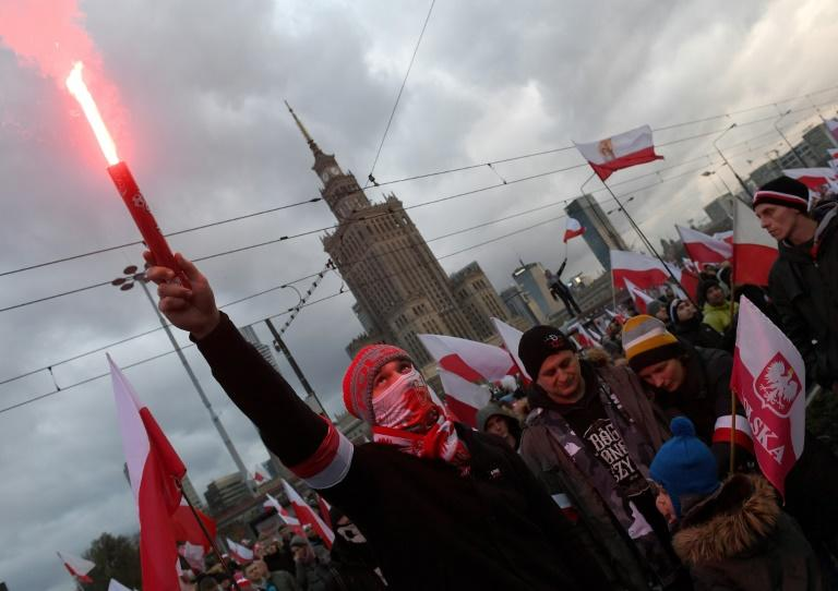 The 2017 independence day event in Warsaw drew around 60,000 people, and organisers expect between 100,000 to 250,000 participants in 2018