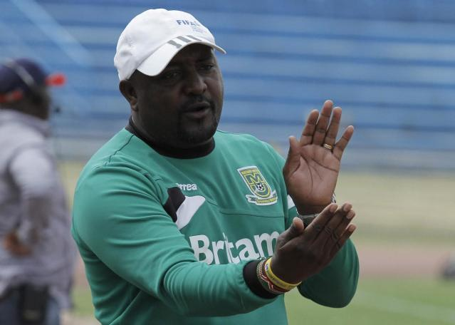 Mathare United will be playing against Posta Rangers on Monday afternoon