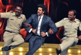 Hrithik Roshan wants to play a police officer onscreen