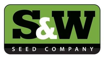 Headquartered in the Central Valley of California, S&W Seed Company is a leading provider of seed genetics, production, processing and marketing for the alfalfa seed market. (PRNewsFoto/S&W Seed Company)