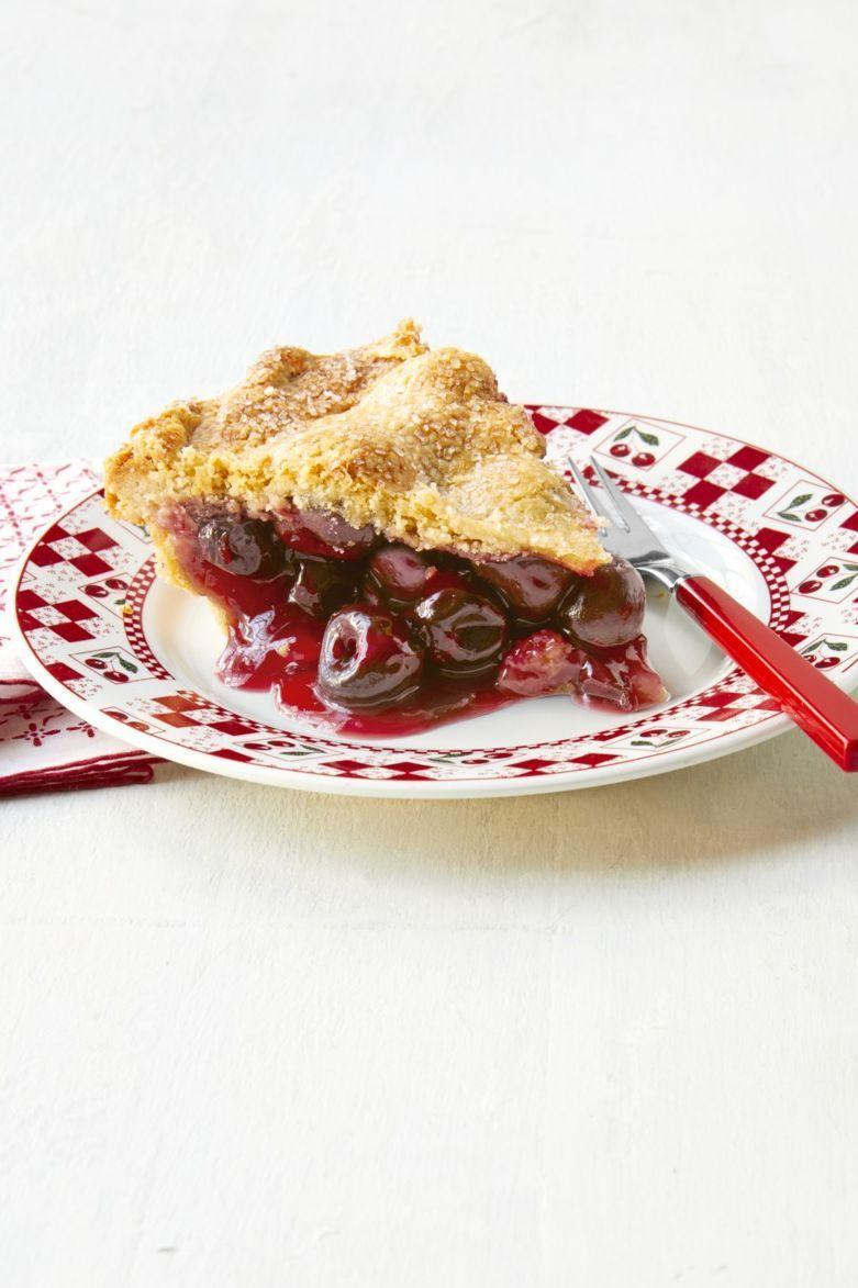 """<p>This cherry pie is the epitome of summer. It'll be a hit at any <a href=""""https://www.thepioneerwoman.com/food-cooking/meals-menus/g32382151/picnic-side-dishes/"""" rel=""""nofollow noopener"""" target=""""_blank"""" data-ylk=""""slk:picnic"""" class=""""link rapid-noclick-resp"""">picnic</a> or backyard BBQ—especially when served with a big scoop of <a href=""""https://www.thepioneerwoman.com/food-cooking/recipes/a10688/vanilla-bean-ice-cream/"""" rel=""""nofollow noopener"""" target=""""_blank"""" data-ylk=""""slk:vanilla ice cream"""" class=""""link rapid-noclick-resp"""">vanilla ice cream</a>. </p><p><a href=""""https://www.thepioneerwoman.com/food-cooking/recipes/a32098700/cherry-pie-recipe/"""" rel=""""nofollow noopener"""" target=""""_blank"""" data-ylk=""""slk:Get Ree's recipe."""" class=""""link rapid-noclick-resp""""><strong>Get Ree's recipe. </strong></a></p><p><a class=""""link rapid-noclick-resp"""" href=""""https://go.redirectingat.com?id=74968X1596630&url=https%3A%2F%2Fwww.walmart.com%2Fsearch%2F%3Fquery%3Dice%2Bcream%2Bscoops&sref=https%3A%2F%2Fwww.thepioneerwoman.com%2Ffood-cooking%2Fmeals-menus%2Fg36558208%2Fsummer-pie-recipes%2F"""" rel=""""nofollow noopener"""" target=""""_blank"""" data-ylk=""""slk:SHOP ICE CREAM SCOOPS"""">SHOP ICE CREAM SCOOPS</a></p>"""