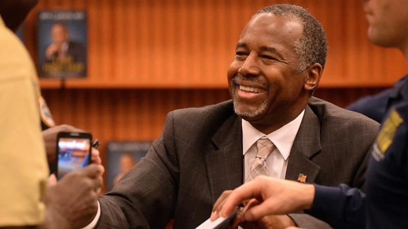 Ben Carson's Unusual Theory About Egyptian Pyramids
