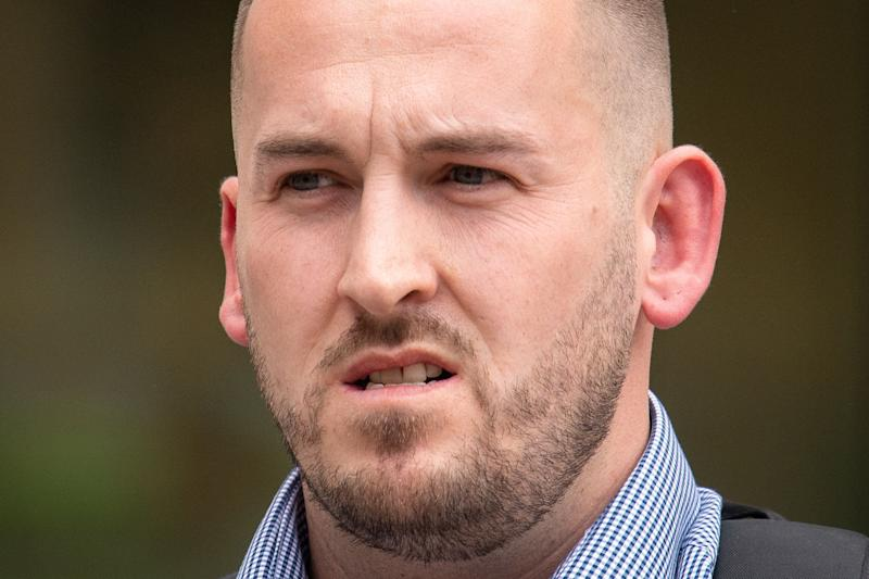 James Goddard has been found guilty of common assault  (Photo: PA Wire/PA Images)