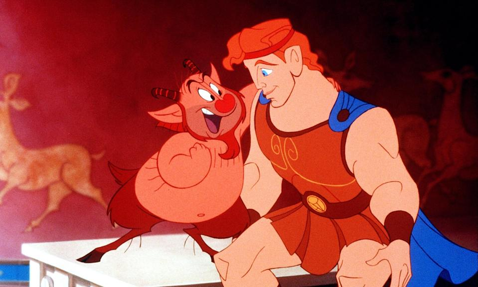 A still from Disney's <i>Hercules</i>. (Disney)