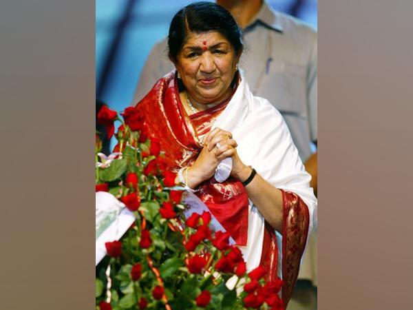 Lata Mangeshkar (File photo/ANI)